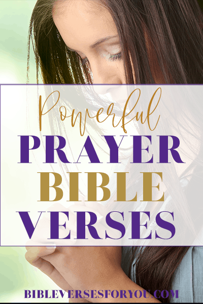 Find out a wonderful and power prayer bible verse to teach your kids.