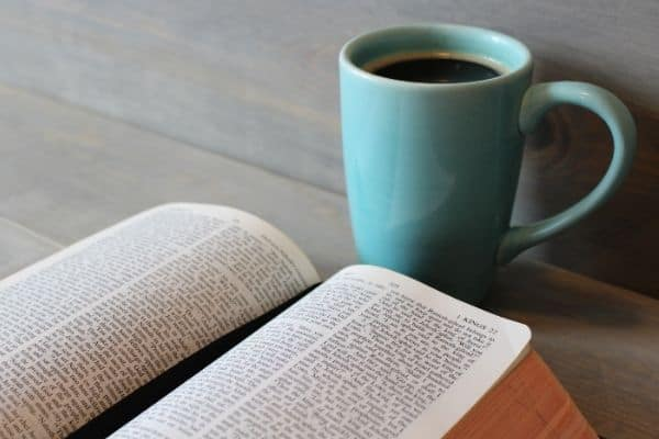 How to Start Reading the Bible -- it's essential for Christians to begin a daily routine of reading the bible!