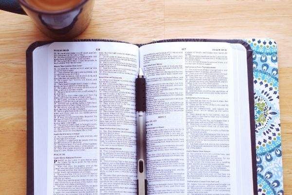 Studying the bible and having a journal is an important part of the bible reading process. Here's how to start reading the bible the right way.