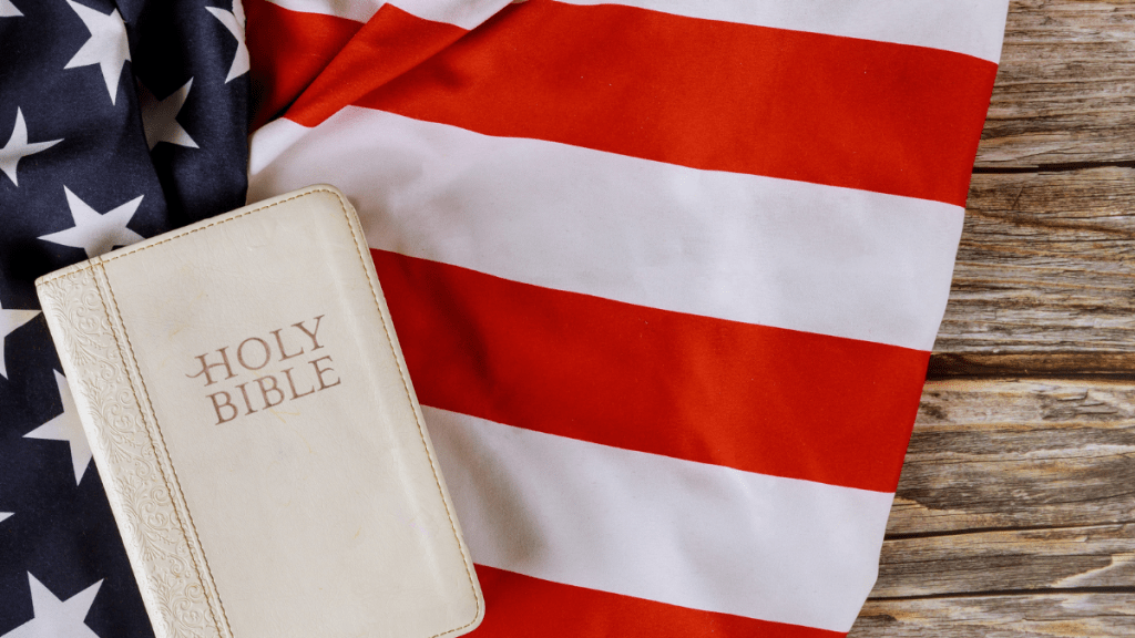 Pray for our nation to be blessed with God's rule of law.